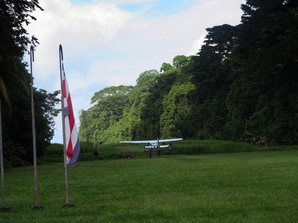 avion parc national corcovado