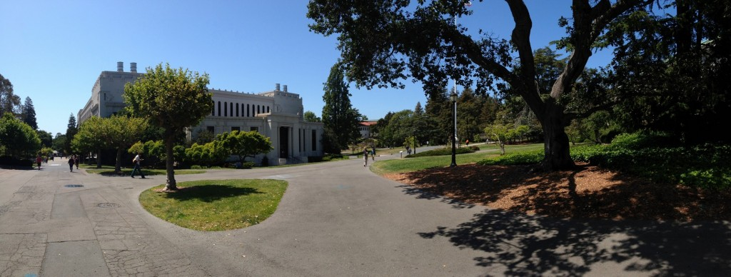 berkeley university campus