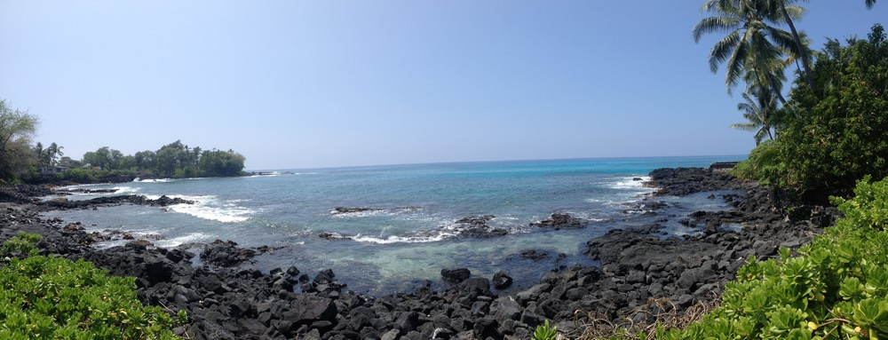 plage hawai big island