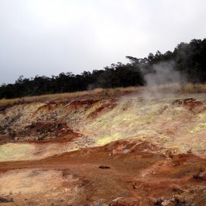 sulfur steams big island