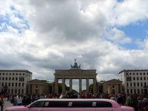 Brandebourg limousine rose