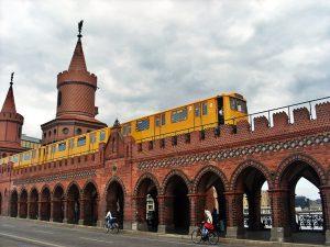 mélange d'influences berlin métro