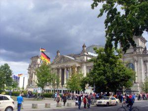 mauvais temps palais reichstag berlin