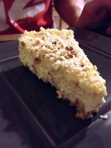 part de cheesecake recette new york
