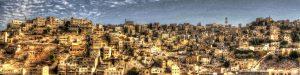 ville Amman Jordanie