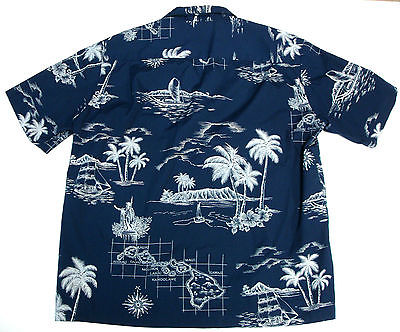 chemise hawaienne moderne