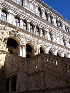 palais doges venise facade