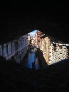 pont soupirs canaux venise