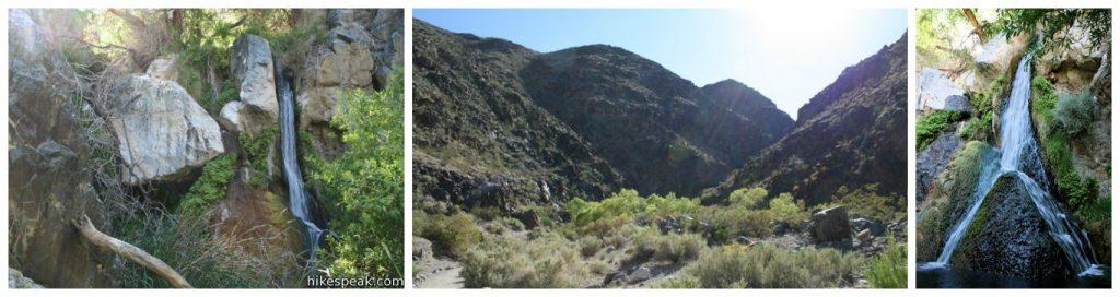 darwin falls randonnées death valley