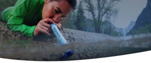 lifestraw paille stérilisatrice eau