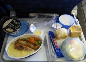 repas british airways