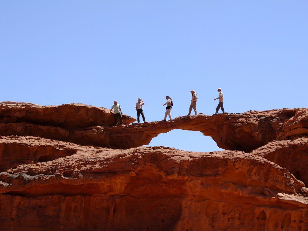 arche wadi rum jordanie