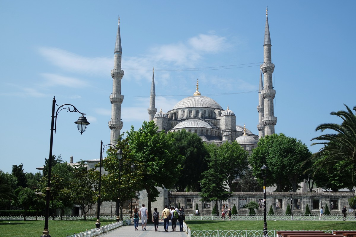 mosquee souleymane istanbul