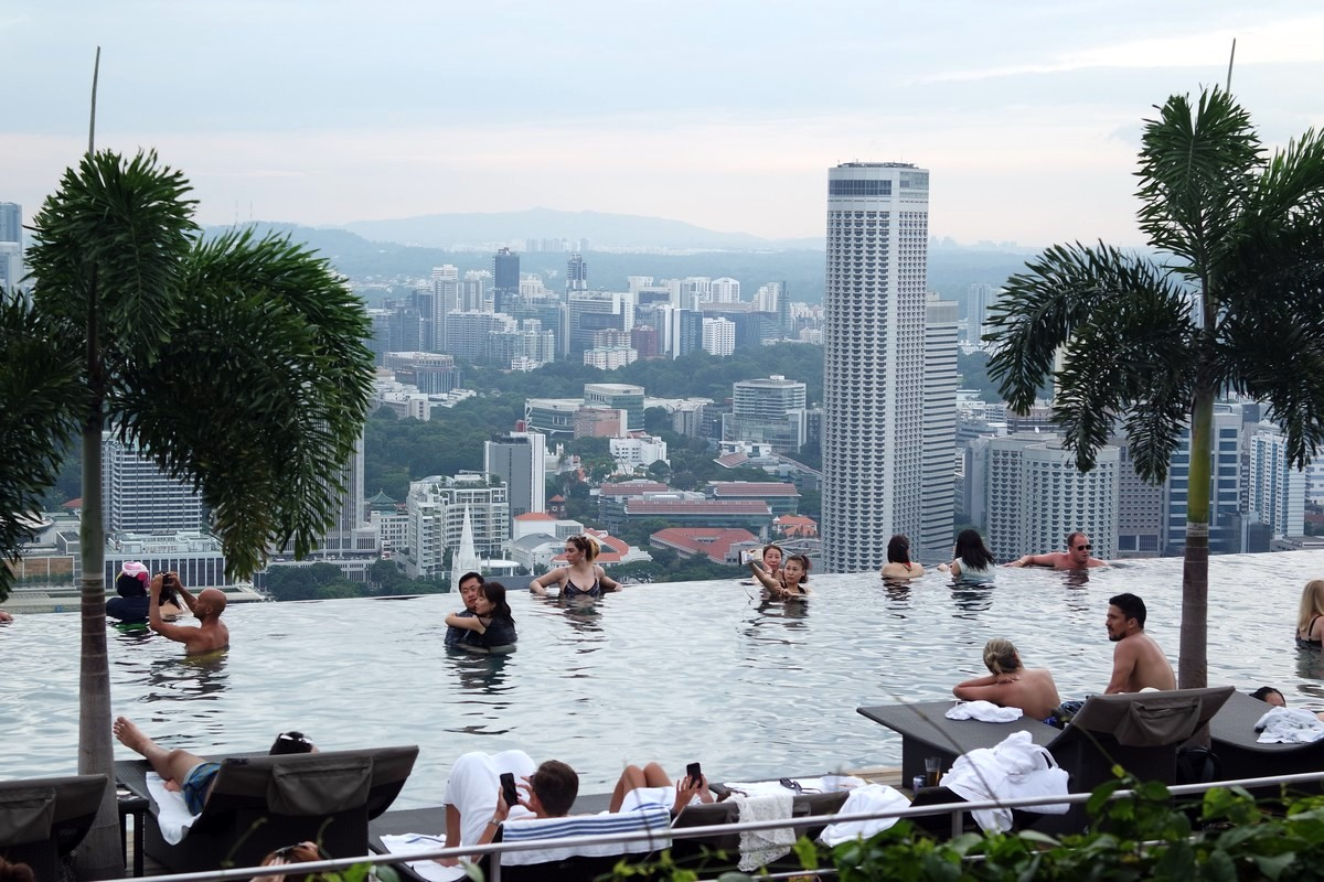 Favori Les incontournables de Singapour XJ37