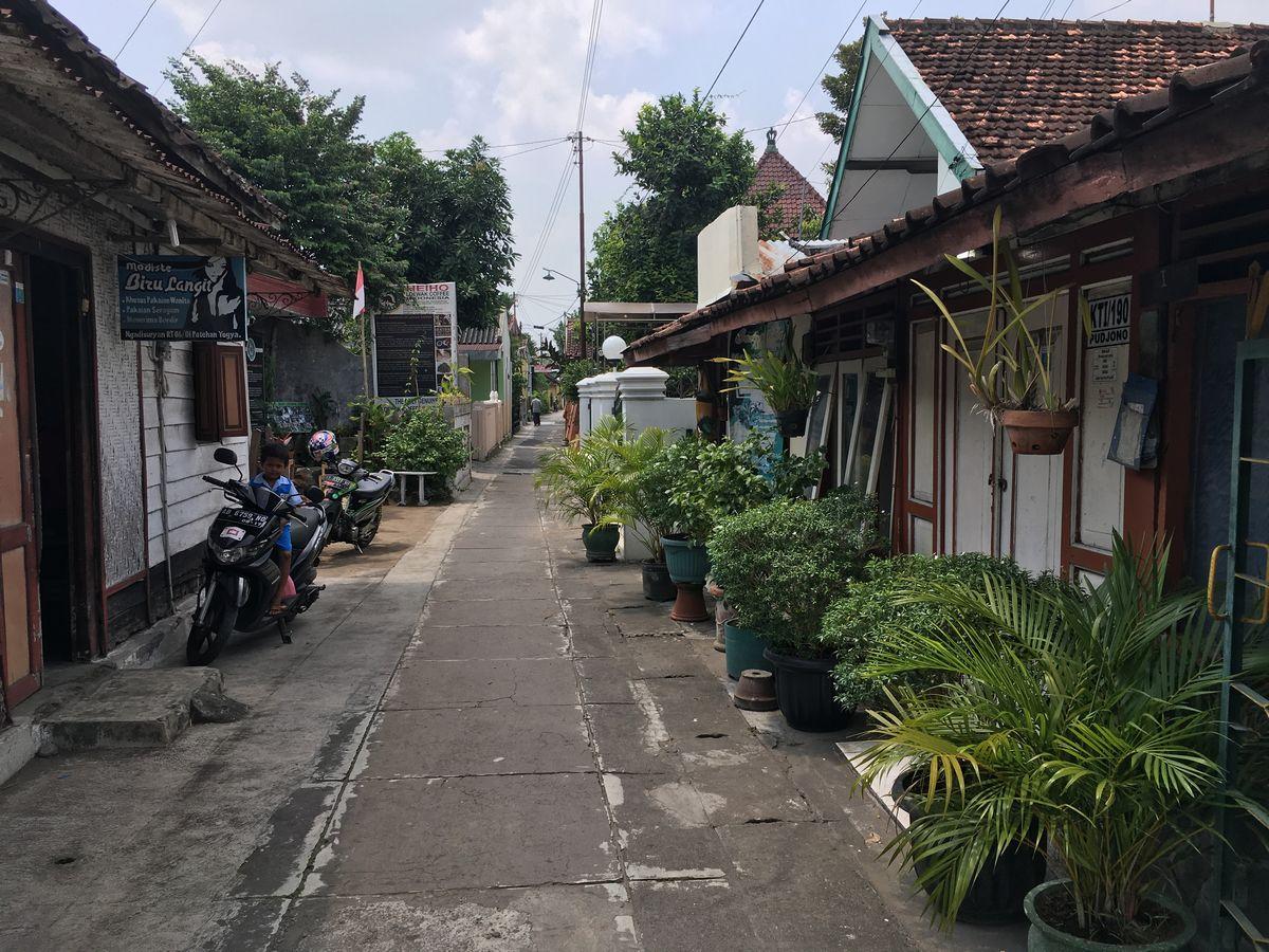 visiter les ruelles charmantes de yogyakarta