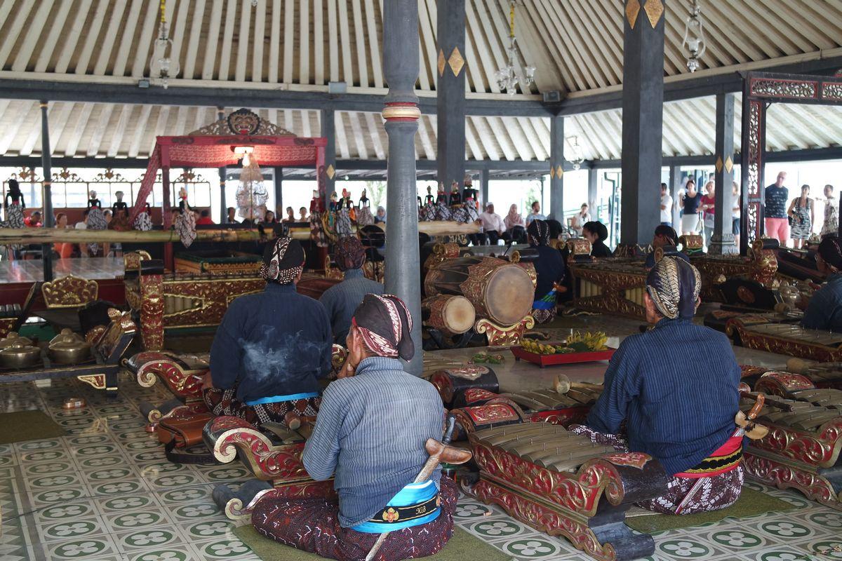 visiter le palais du sultan à yogyakarta