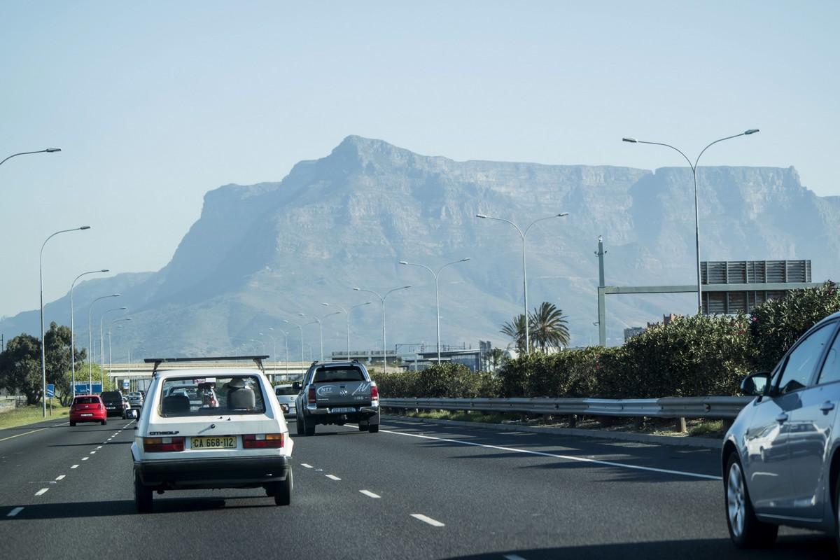 autoroute afrique du sud
