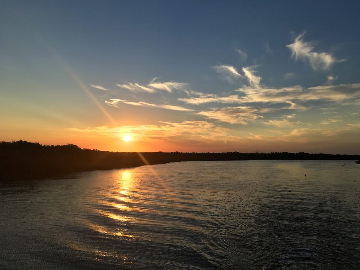 faire croisiere coucher soleil saint lucia