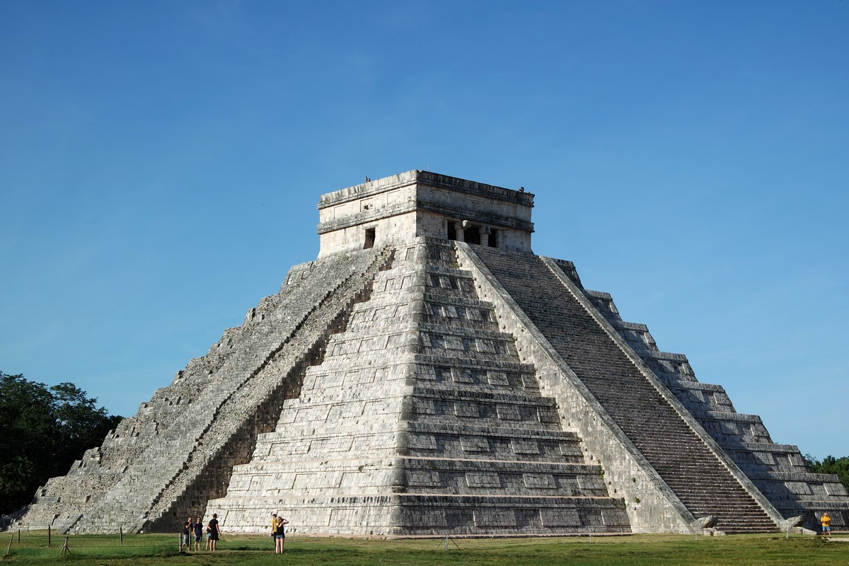 pyramide mexique chichen itza