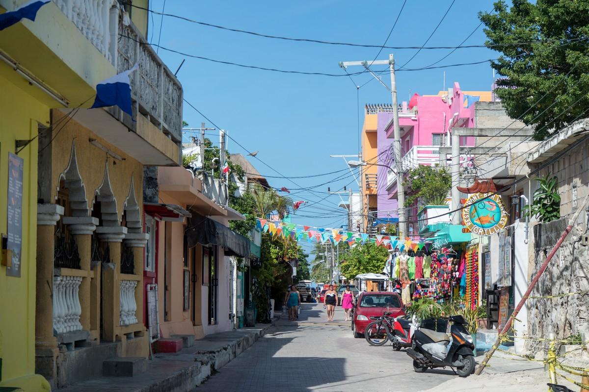 isla mujeres yucatan mexique