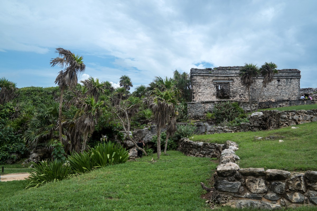 cite maya tulum yucatan